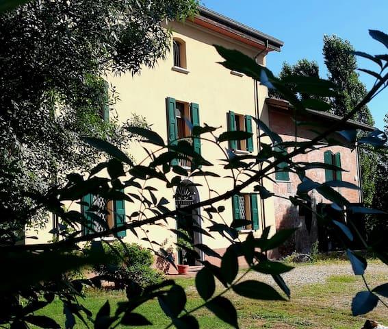 Morgana room, suite with garden view