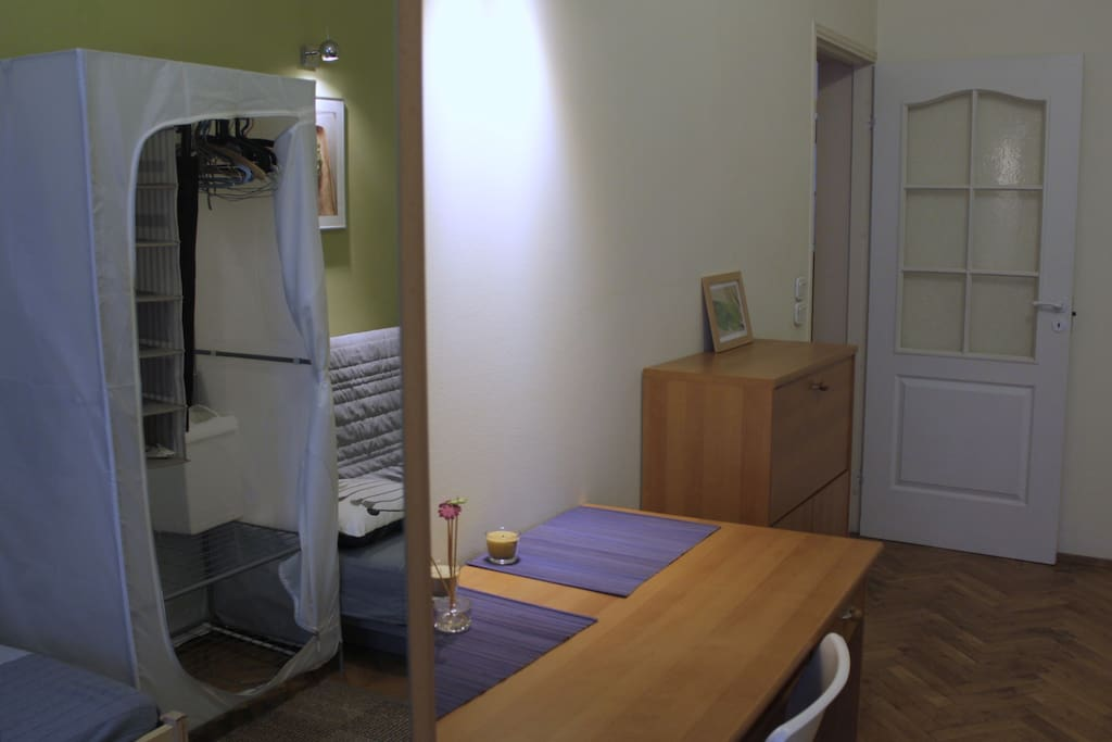 Sypialnia 1 - Bedroom 1