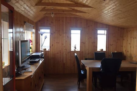 Cabin for 1 - 4 people near Hekla - Hella - Hus
