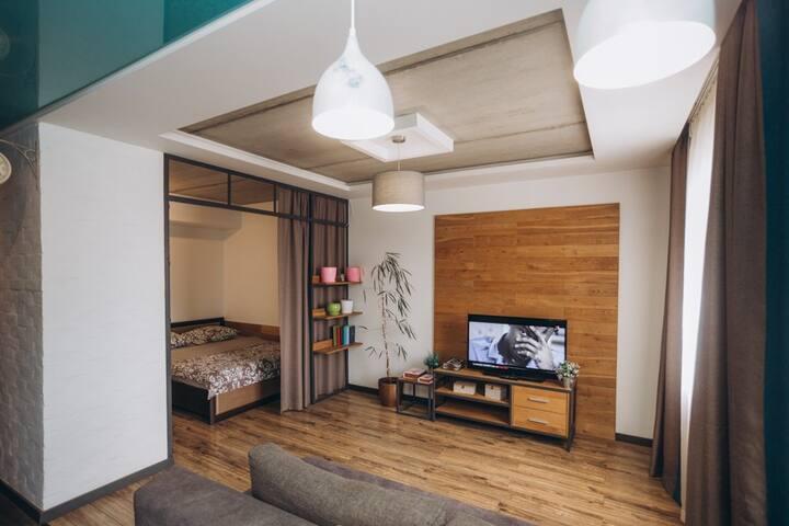 Apart-hotel I.Sirka 1 room-smart - New Building