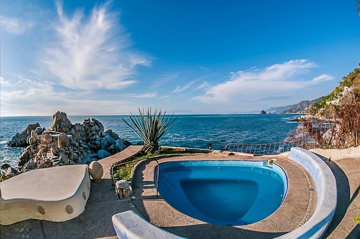 Villa Mia 11 Bedrooms: 107455 - Boca de Tomatlan