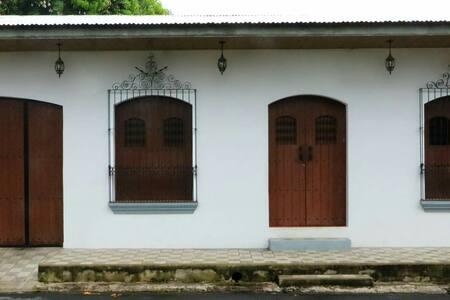 Casa Cristina: cómoda y espaciosa casa colonial