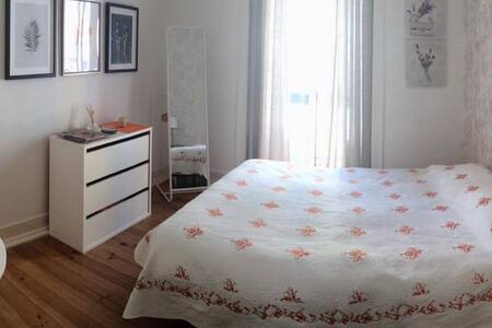 Double room in city center house - アンジョス(Anjos) - アパート