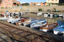 porticiolo turistico Arbatax