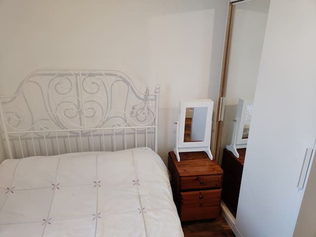 Small Double Room within Family Home