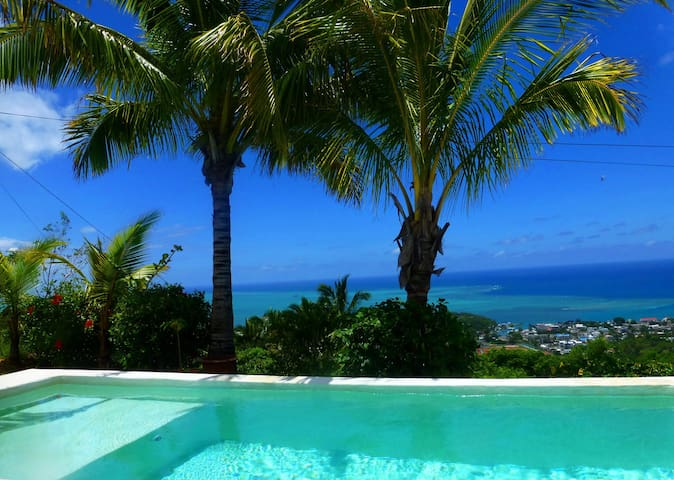 Rodrigues, 1 hours flight; a Must! private pool - Port Mathurin - 獨棟