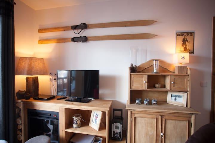 Appartement Ste Foy en Tarentaise.