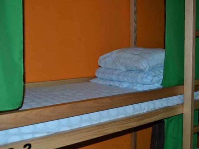 F the second tier. Hostel OK hotel