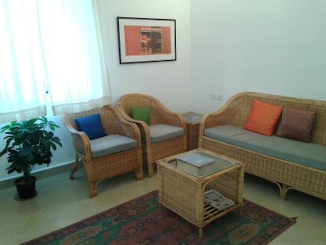 One Bedroom Apartment in Oxel, Siolim, North Goa