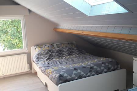 chambre privée, Nantes est, porte de Sainte Luce
