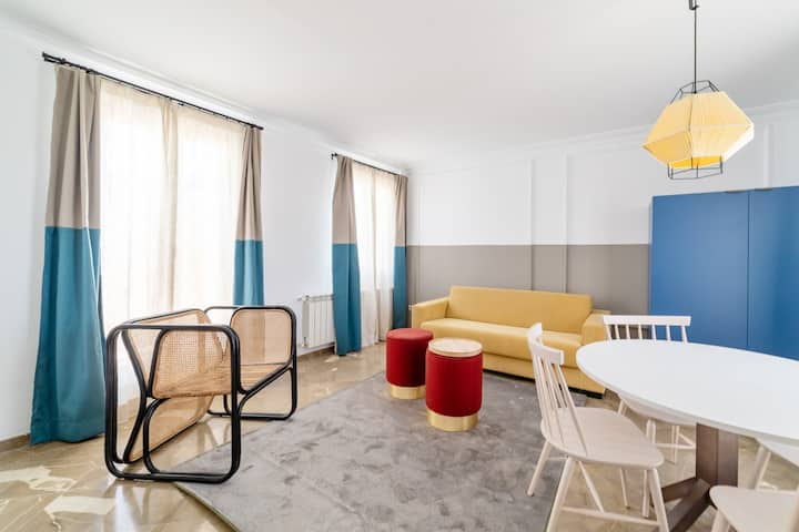 Two Bedroom Apartment with Terrace in the center of Granada