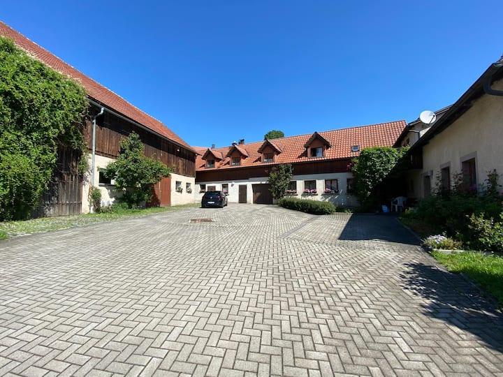 4 Zimmer-Wohnung in der Nähe von Bayreuth