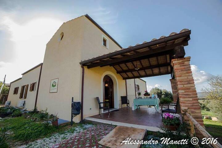 Affittacamere La vecchia fornace - Sant'Anna arresi - ที่พักพร้อมอาหารเช้า