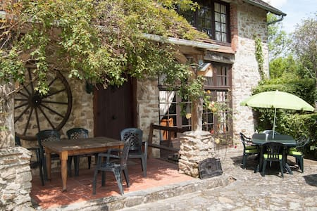 Charming Secluded Rennovated Barn - Dompierre-les-Églises