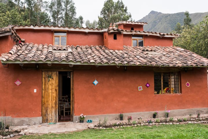 Casa Vida - Rustic, Colorful, Mystical Living
