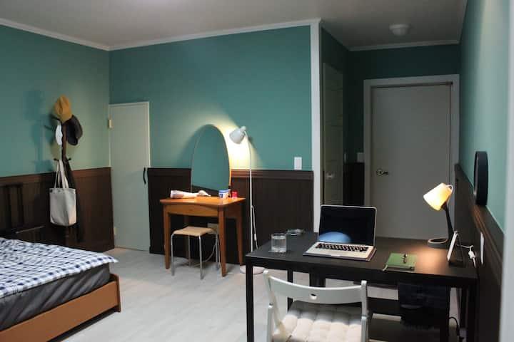 지리산 침실 4호실