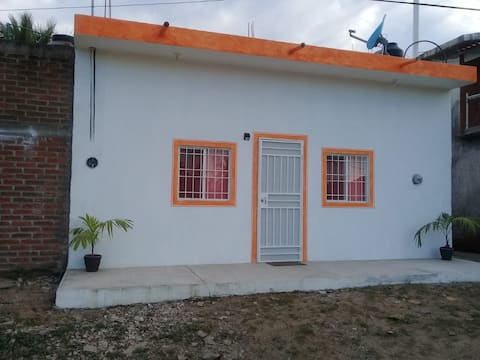 Bungalow Costa alegre