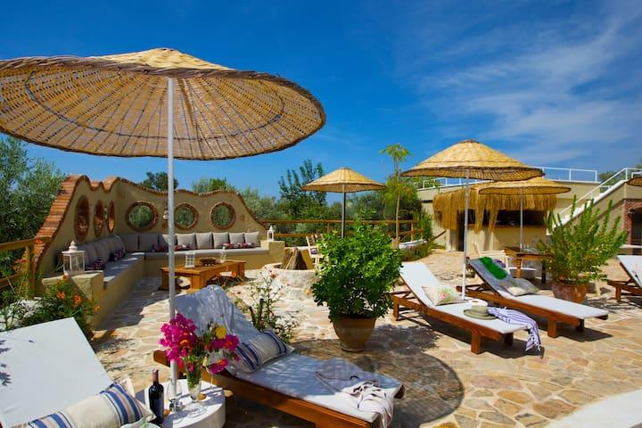 Mandarin & Mango Boutique Hotel - Uzunyurt Köyü - Wikt i opierunek