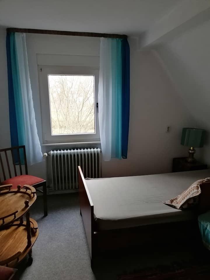 Haus am Baumgarten Blaues Zimmer