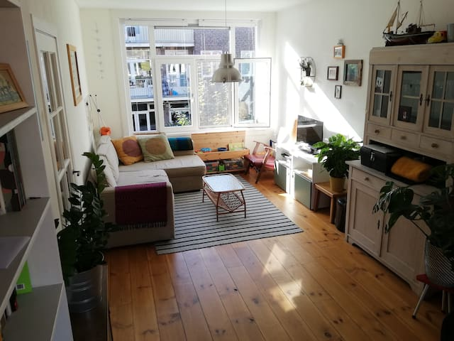 Spacious 2 floor apartment with big sunny terrace