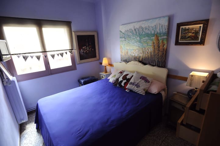 2 Habitaciónes  , 2 cama king size, 4 huéspedes ,, - Vacarisses - Bed & Breakfast