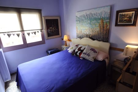 Hostal,habitación agradable,vintage - Vacarisses - Bed & Breakfast