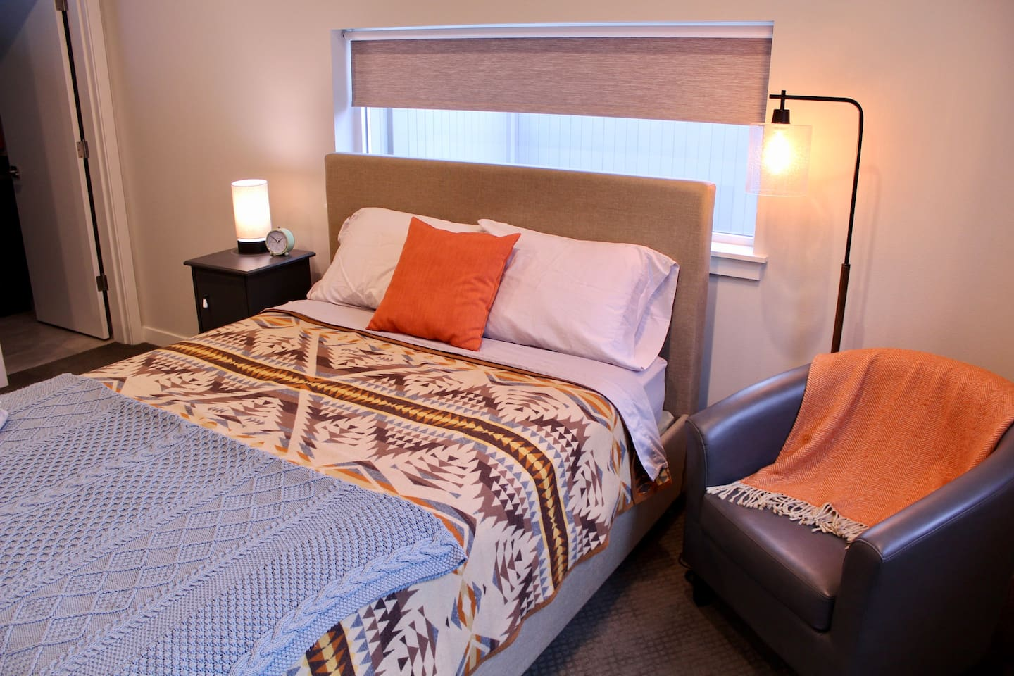 We have a 5+ Star rating on cleanliness and your comfort is our number one priority!