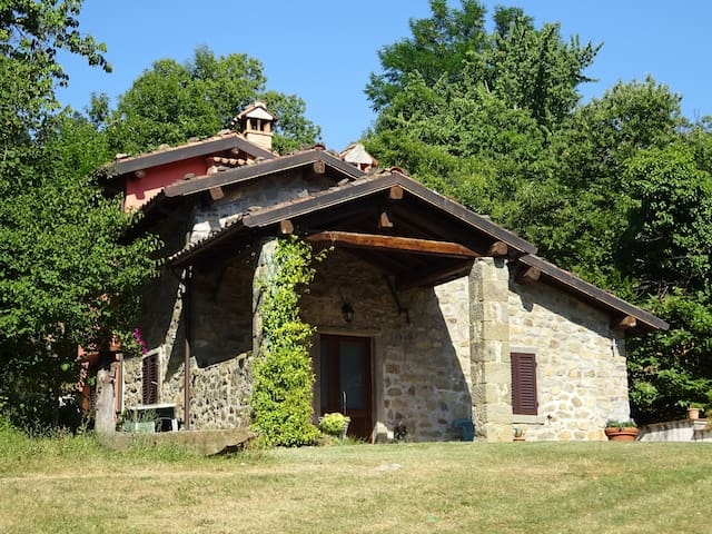 Casa Metato - Pieve Fosciana - Cabana