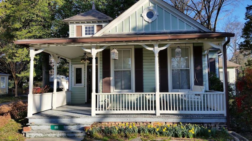 Waterworks Cottage in Historic Ginter Park - Richmond - House