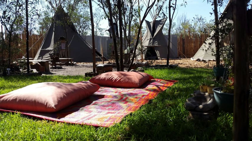Circle T Ranch - Tipi 2