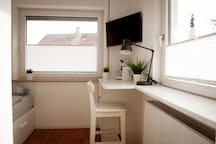 modernes Apartment (1 Person) in Leinfelden