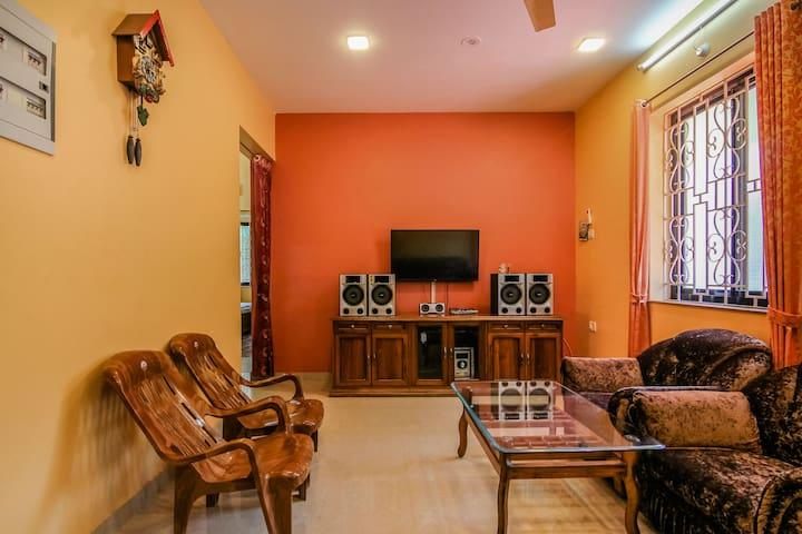 Comfortable 2 BHK Apartment near Colva & Majorda 2