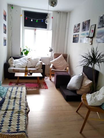 Cozy and Affordable Room in the VERY center of CPH