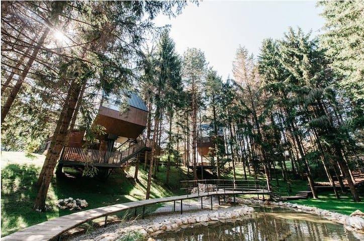 Plitvice Holiday Resort - Tree House