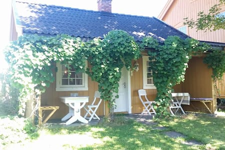 Charming cottage on the farm - Hamar