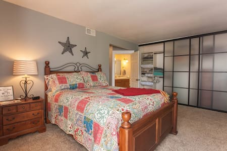 Cute 2 bedroom suite w/private bath - Fallbrook - Haus