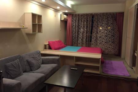 舒适小公寓,适合2-3人居住,近邻五四广场,奥帆中心 - Qingdao