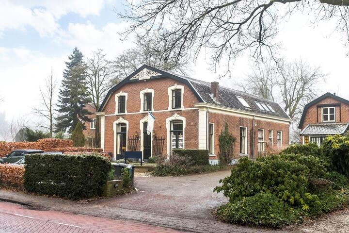 Laanzicht Doorn (historisch appartement)