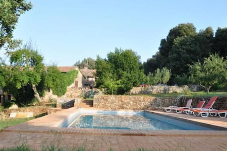 Tuscan Country House Private Pool Siena 14 guests - 索維奇勒(Sovicille)
