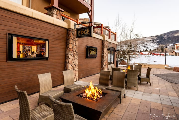 ⭐️⭐️⭐️⭐️⭐️Park City Ski In/Out Resort w/ Kitchen-B