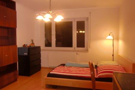 Nice room near the historic center - Nürnberg