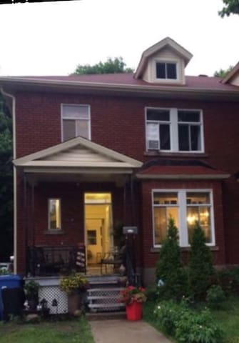 3 rooms available - Sainte-Anne-de-Bellevue - Reihenhaus