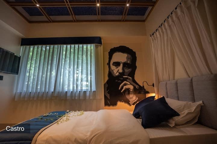 Castro - Studio - RA Residence