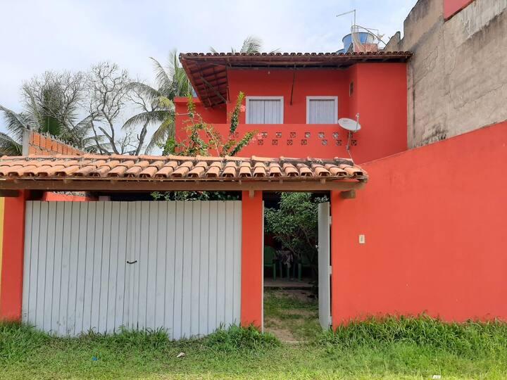 Casa Confortável na Ponta da Tulha/Ilhéus