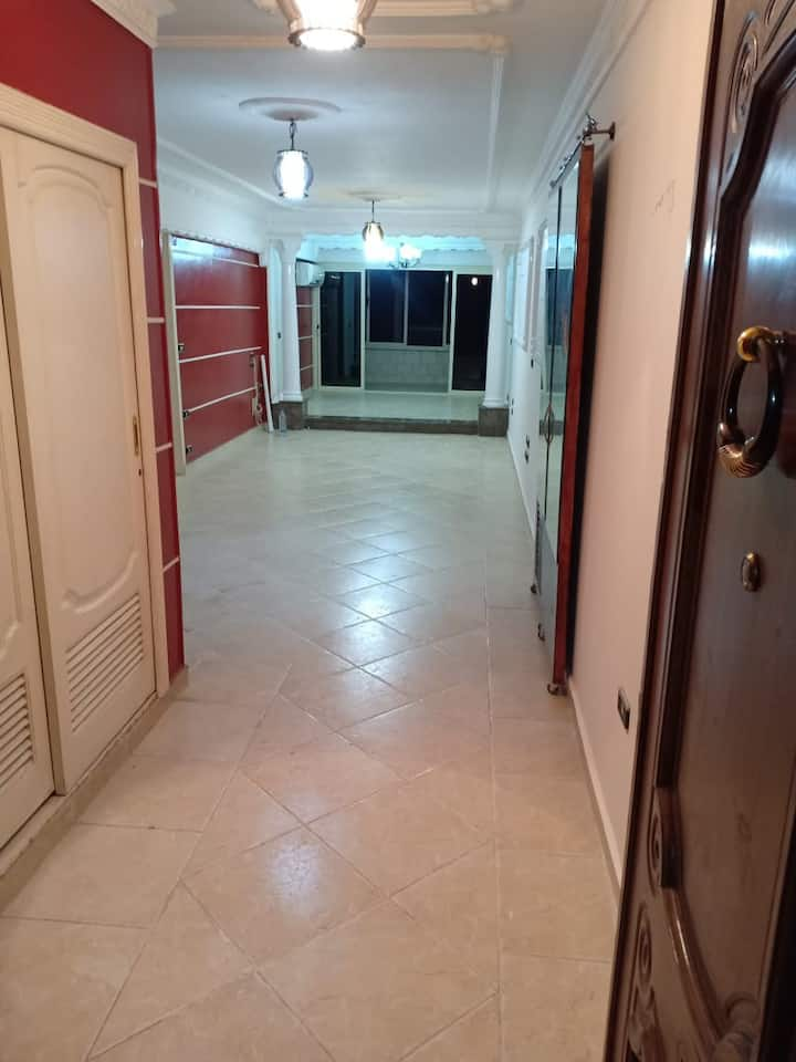 Unfurnished Super lux apartment for rent or sale