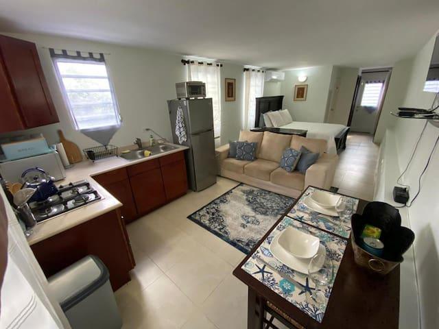 Apartment at Villa Flower of Carmel