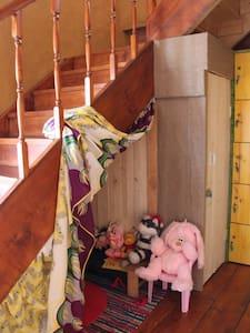 Усадьба для семейного отдыха и путешественников! - Russkaya Selitba - Rumah Tamu