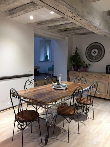 La courvilloise - Courville - Casa