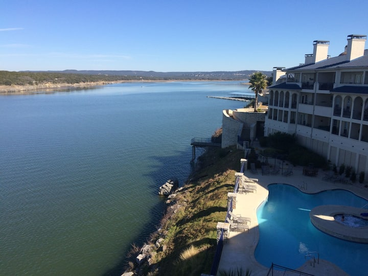 Monthly Rental Lake Front, Lake Travis, Austin