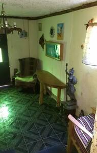 Linda casa a solo 6 km del bello volcán Acatenango